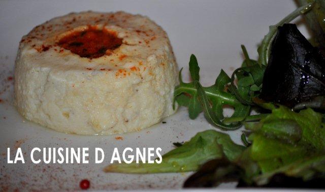 Mousseline de cabillaud au poivron la cuisine d 39 agn s - Une mousseline en cuisine ...