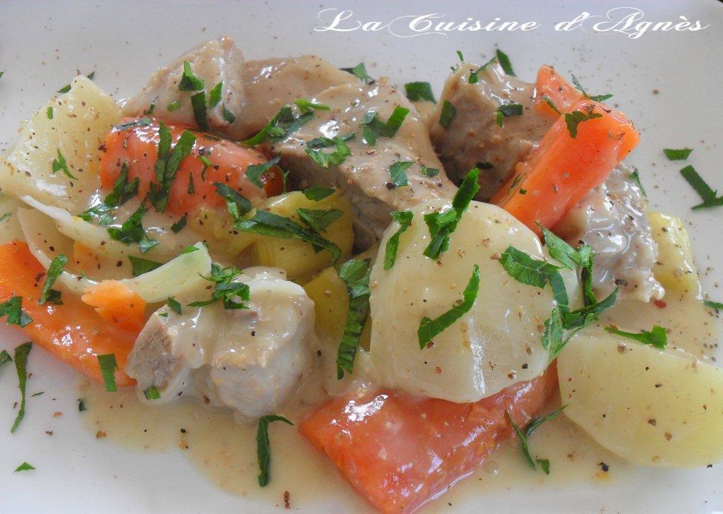 Recettes blanquette de veau traditionnelle - Recettes cuisine alsacienne traditionnelle ...