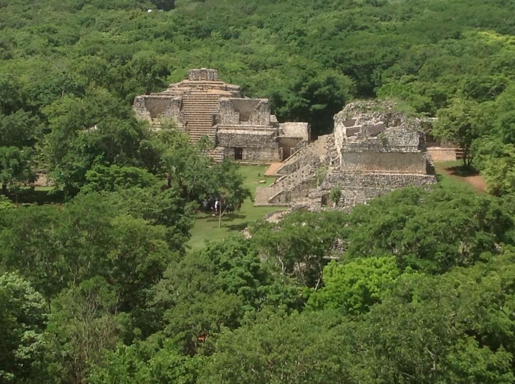 ek balam cite maya yucatan
