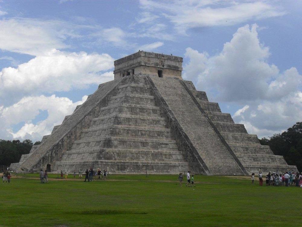 chichen itza péninsule du yucatan 5 eme nouvelle merveille du monde depuis 2007
