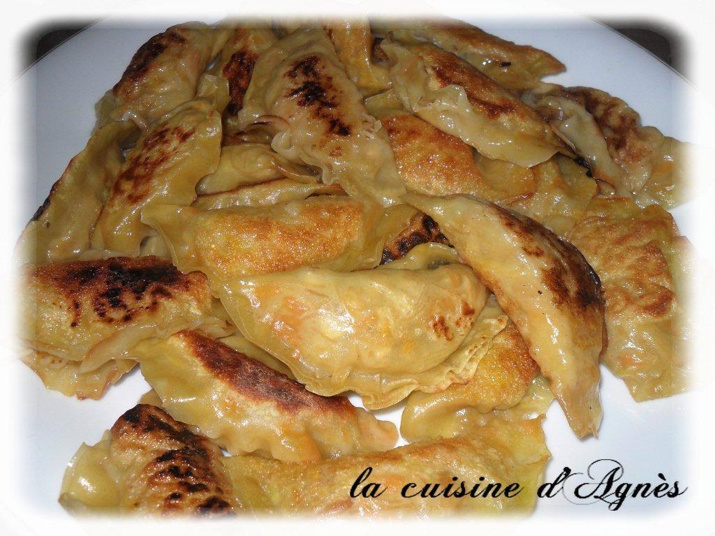 Gyoza au porc et aux l gumes la cuisine d 39 agn sla - Cuisine au pays du soleil ...