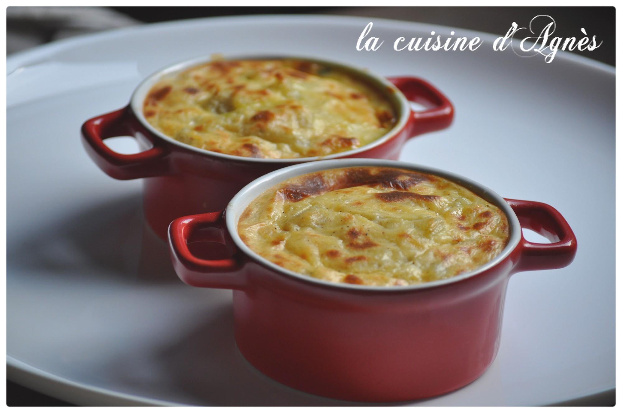 Gratin de blettes blogs de cuisine - Poste de chef de cuisine ...