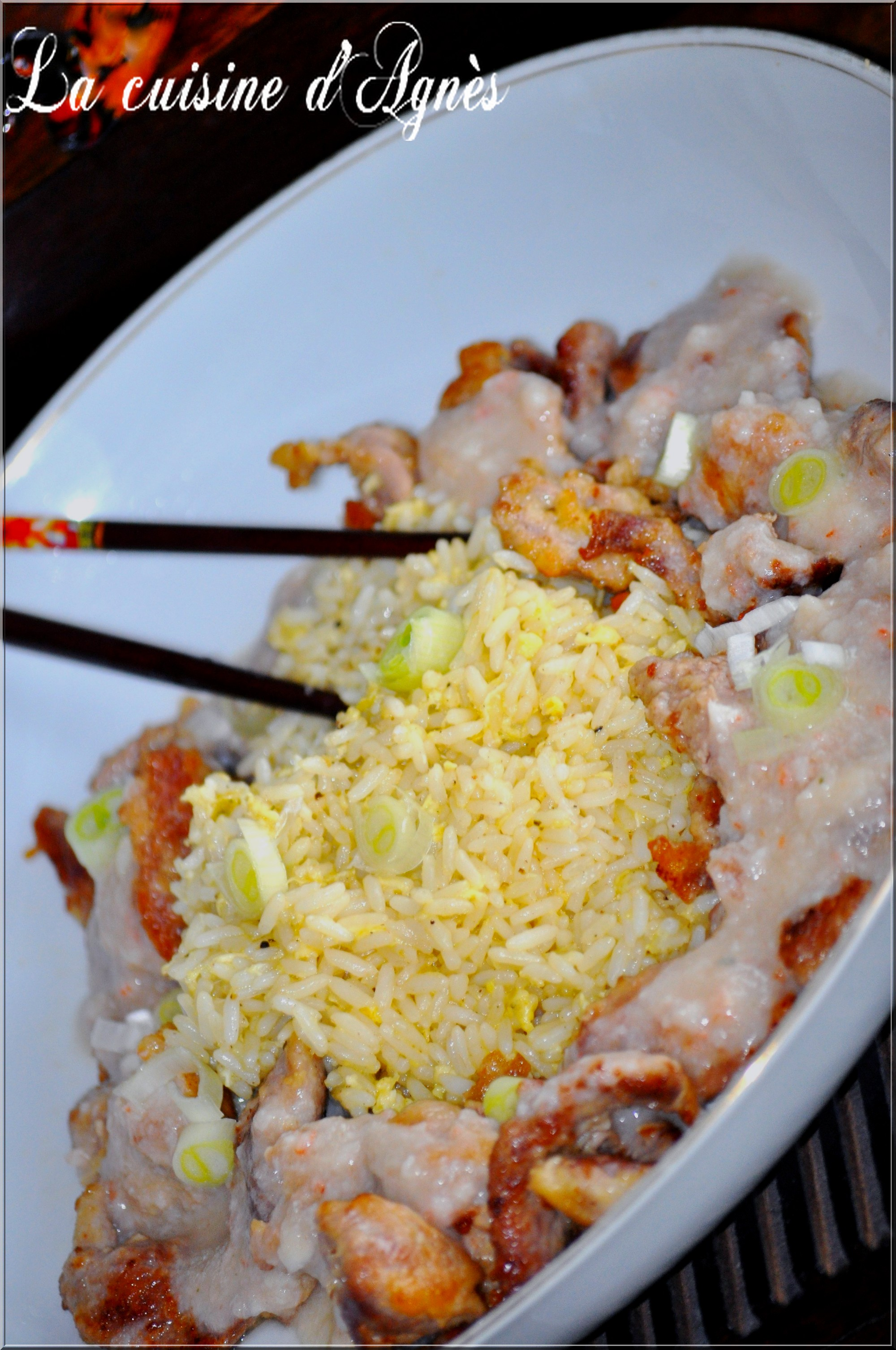 canard sauce crevette 3