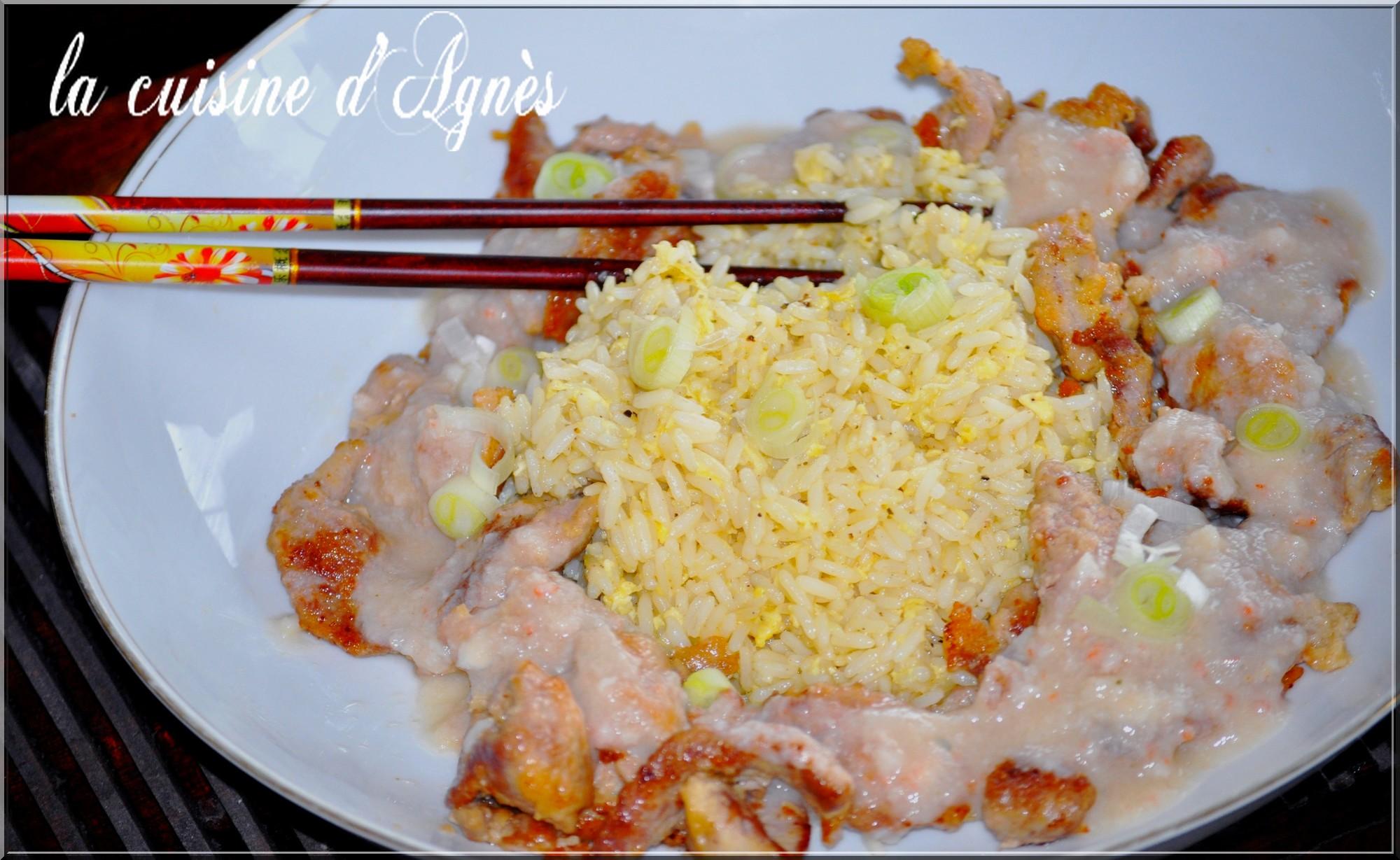 canard sauce crevette 5