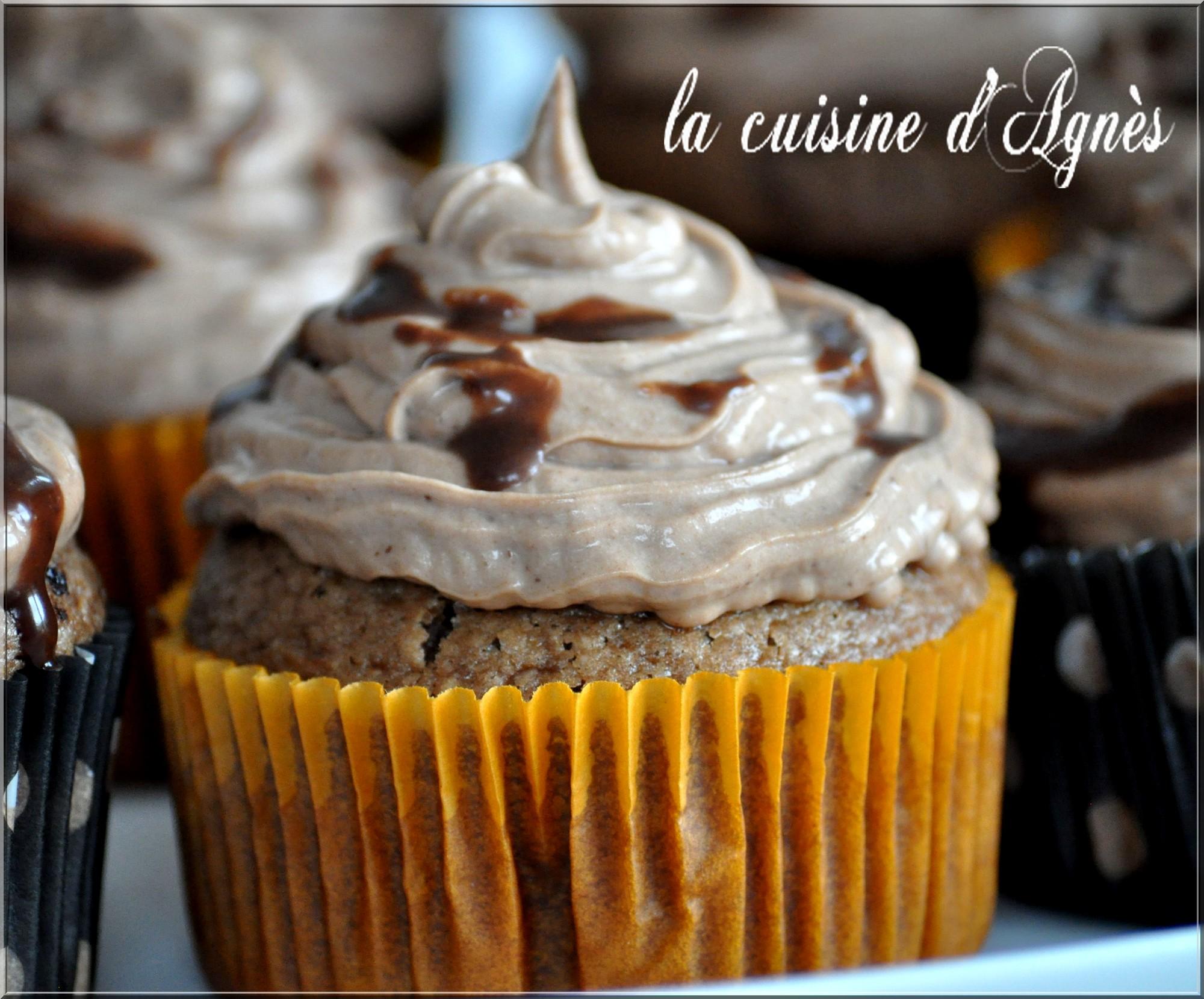cupcake au carambar 5