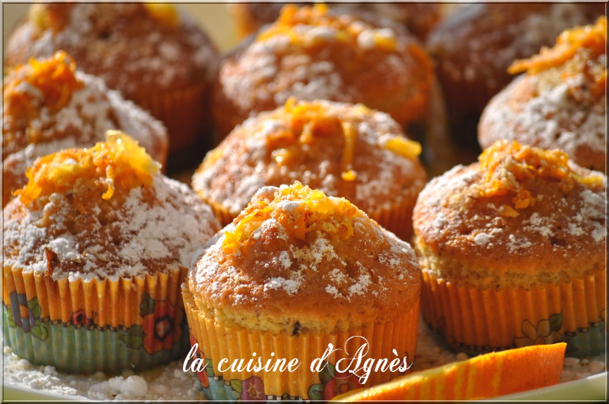 cupcakes noisette orange 2