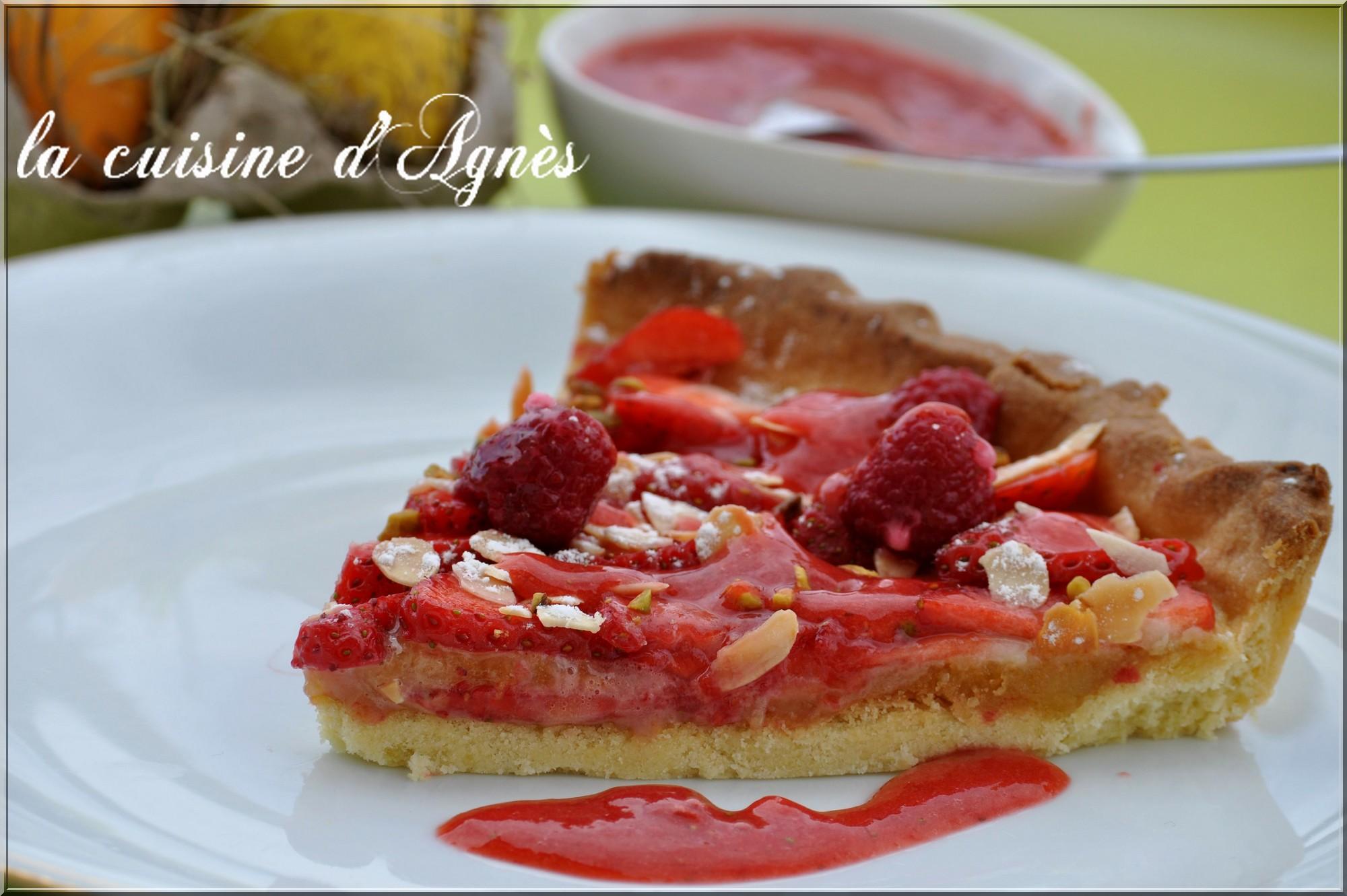 traou mad aux fraises
