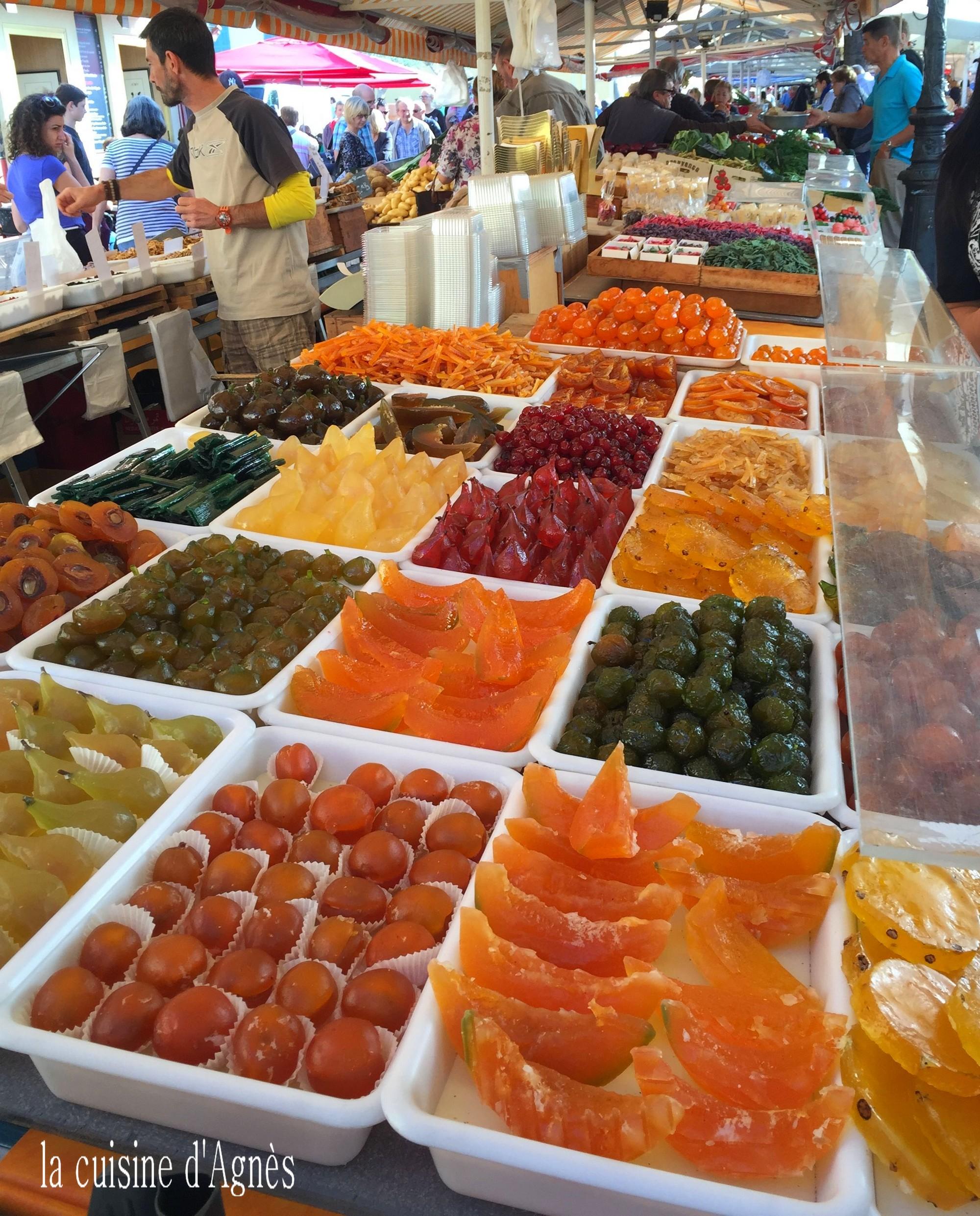 Cours saleya nice le march aux fleurs blogs de cuisine - Cours de cuisine nice ...