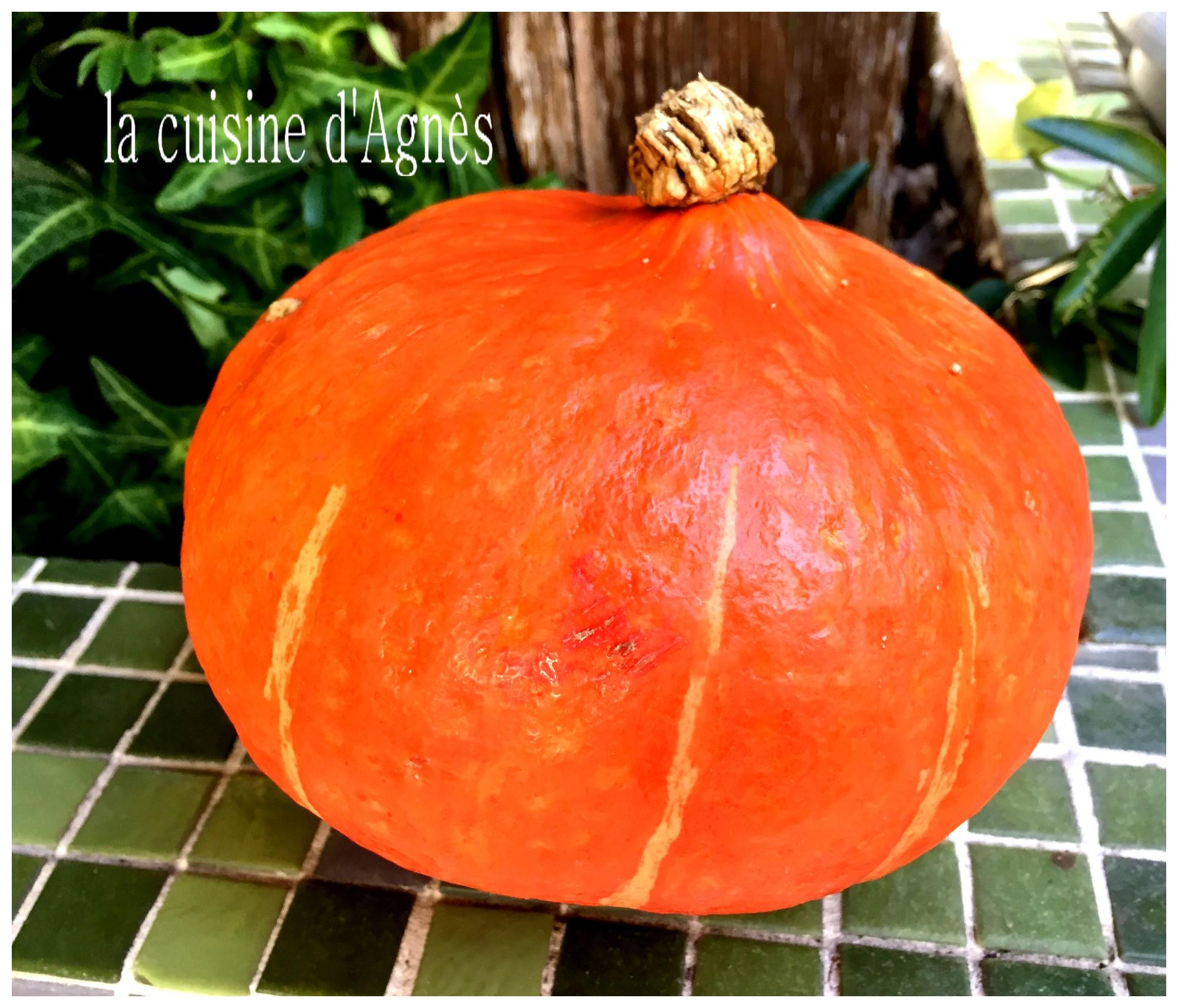 Cuisiner du potimarron velout de potimarron au fenouil la - Cuisiner le potimaron ...
