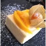 carré de mousse de citron et physallis 8