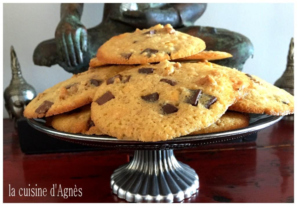 cookies choco noix 3
