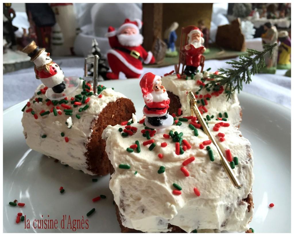 bûches vanille chocolat à prix mini 9