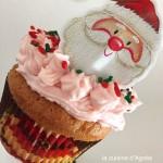 cupcake de noel