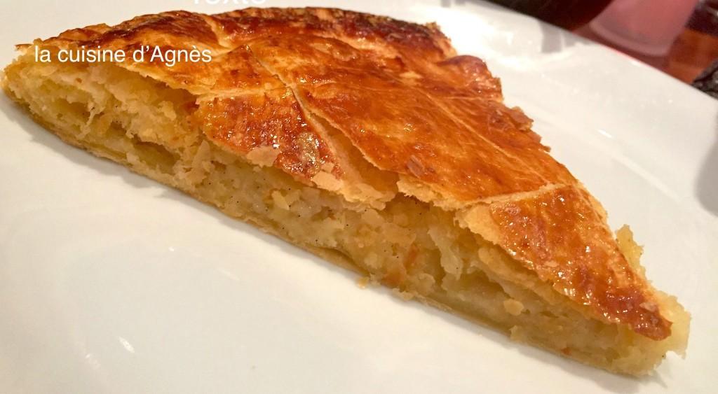 galette aux pommes vanillées 12