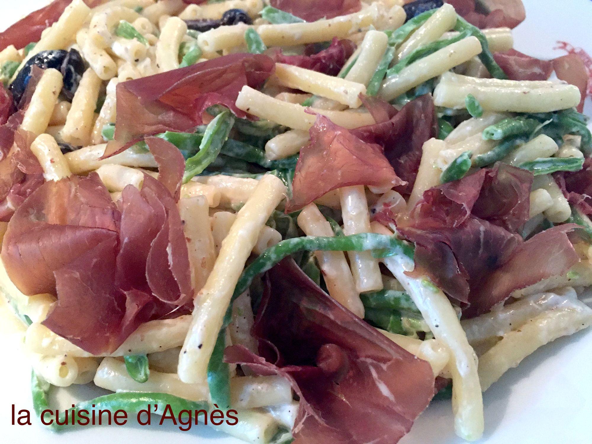 Macaroni la viande des grisonsla cuisine d 39 agn s - Portion de viande par personne ...