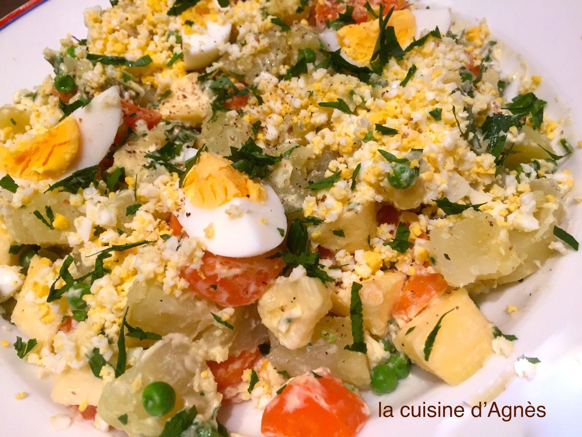 salade à la polonaise 3