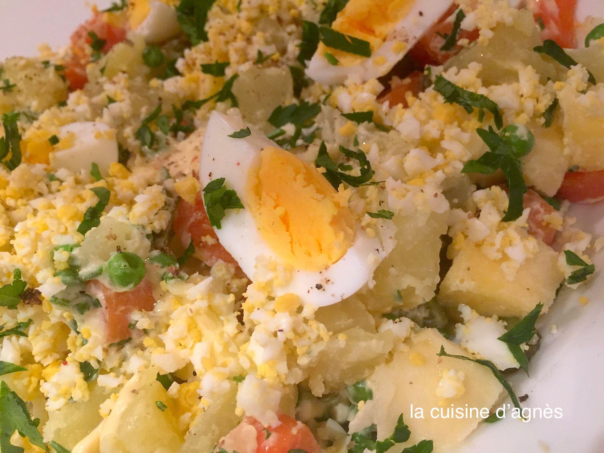 salade à la polonaise 5