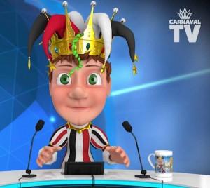 carnaval 2016 - le roi des médias