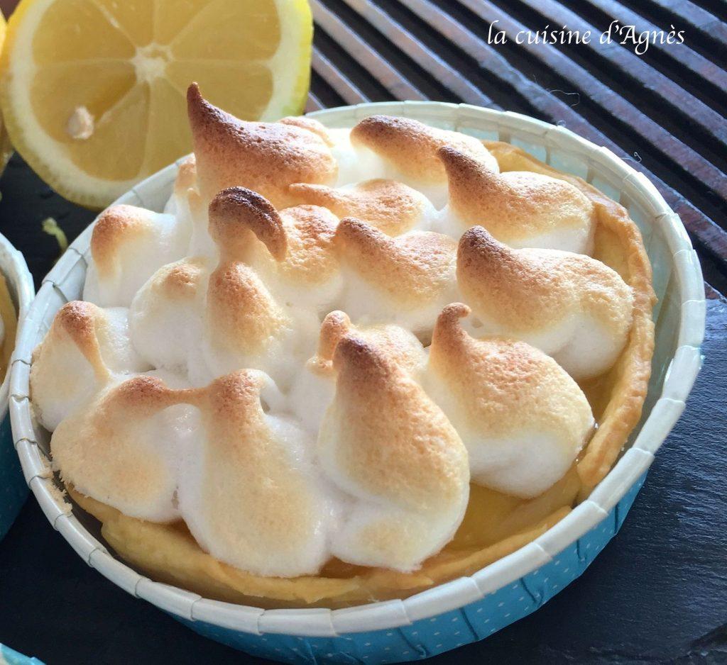 tarte au citron mérignuée 4