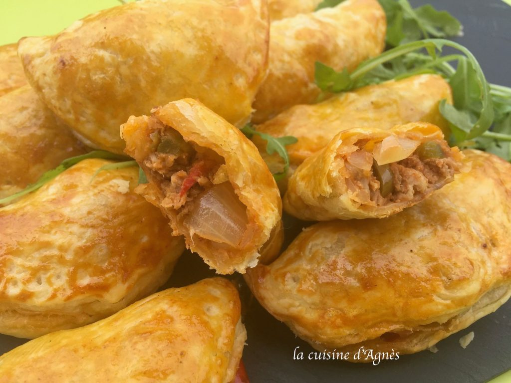 empanadas au thon 8