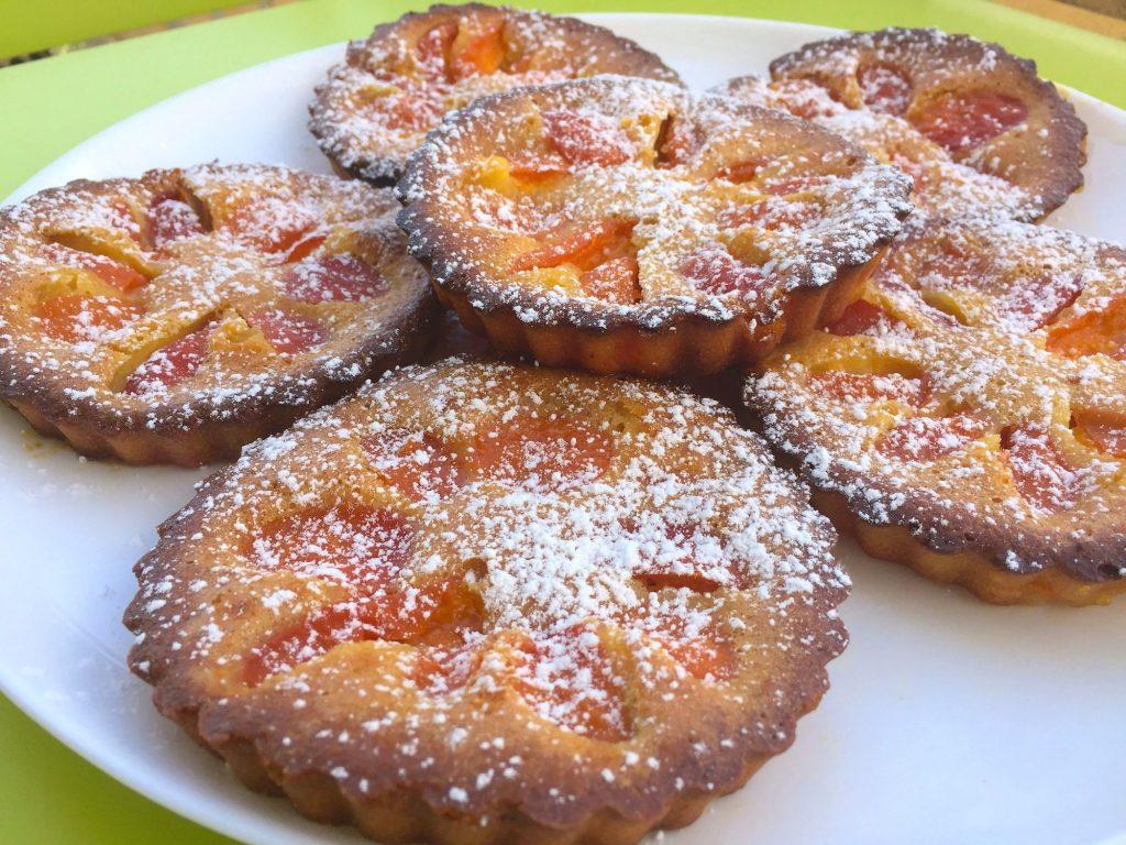 gâteaux aux abricots sans gluten 5