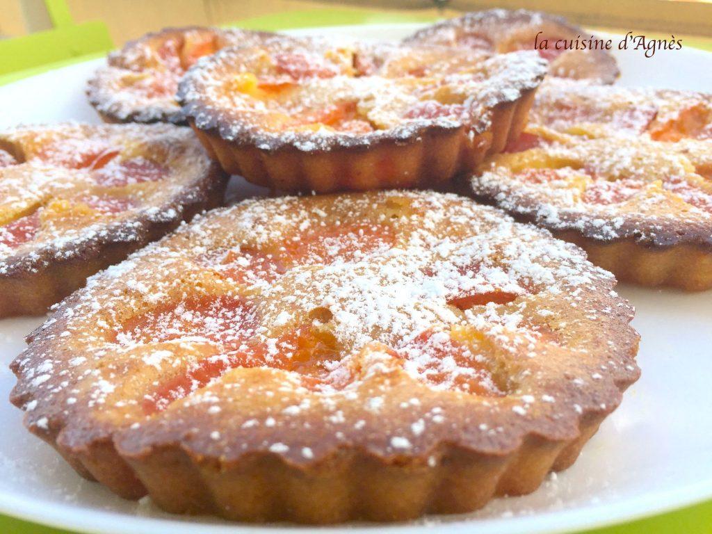 gâteaux aux abricots sans gluten 6