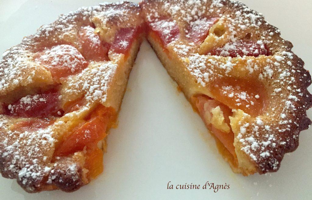 gâteaux aux abricots sans gluten 7