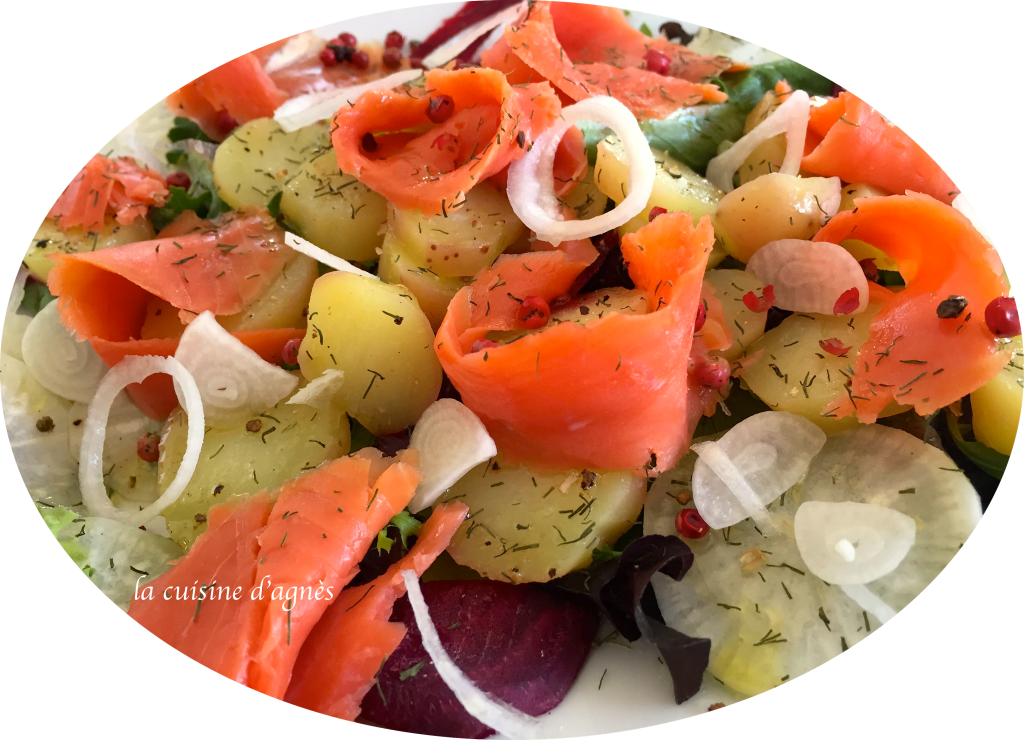 salade de saumon sauvage 2
