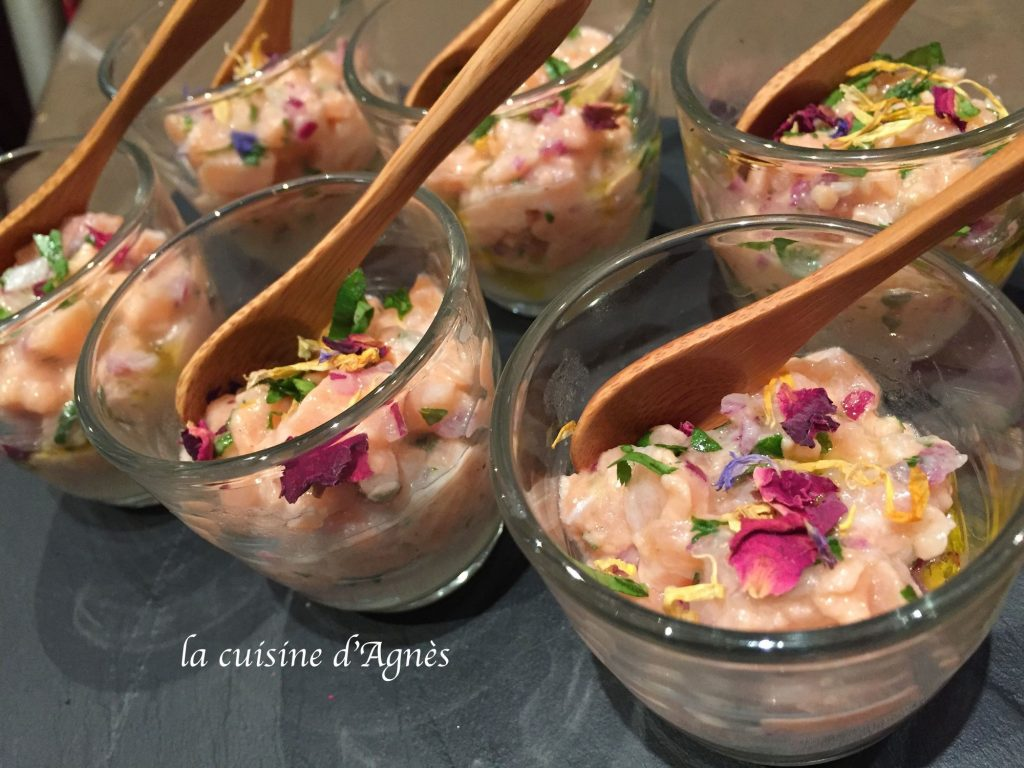 verrines-de-tartare-de-saumon-a-la-coriandre