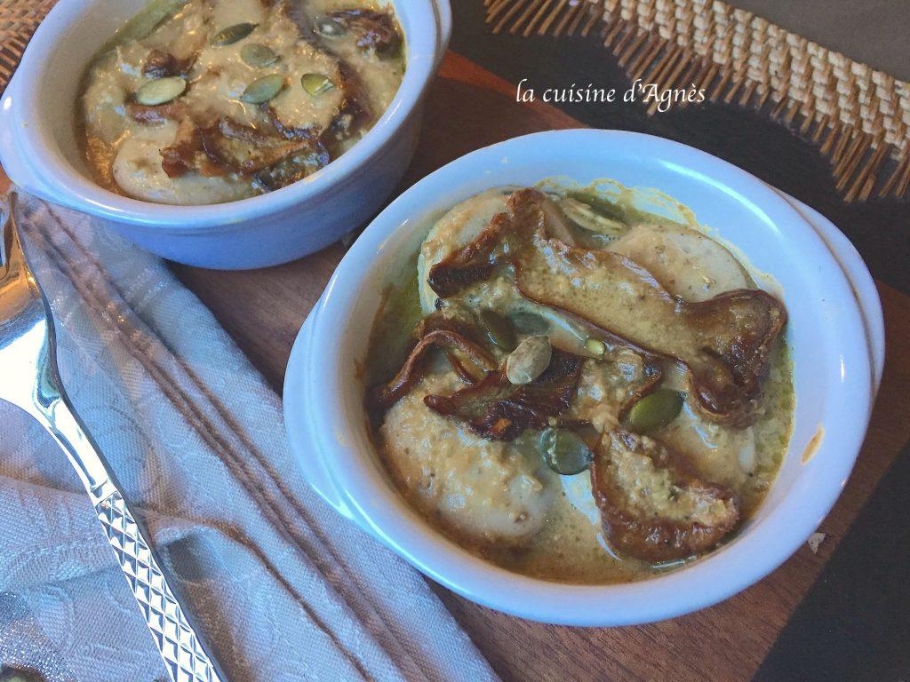 cassolettes-de-boudin-blanc-aux-cepes-sauce-foie-gras-2