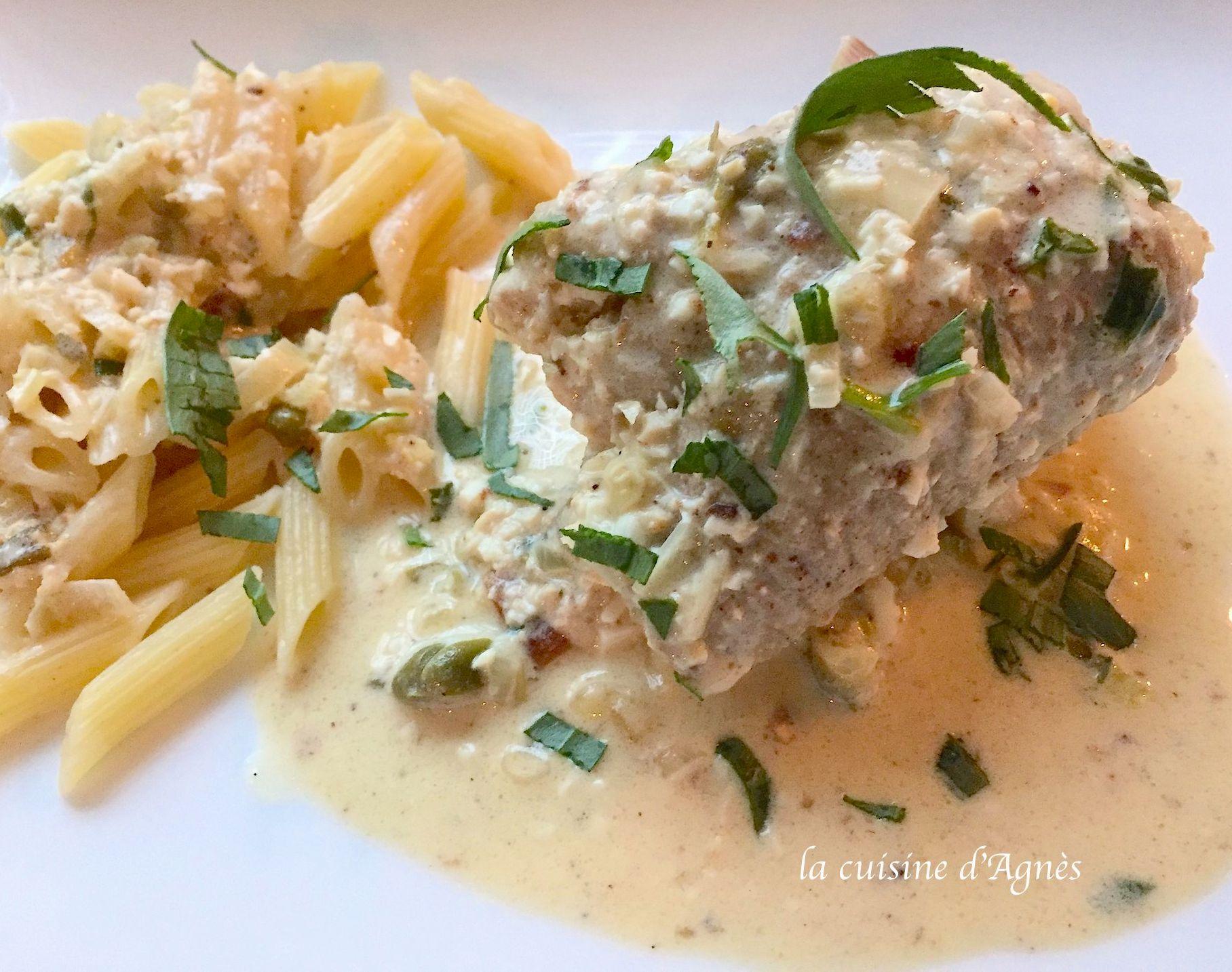 Paupiettes de veau l estragon sans sel blogs de cuisine - Cuisine paupiette de veau ...
