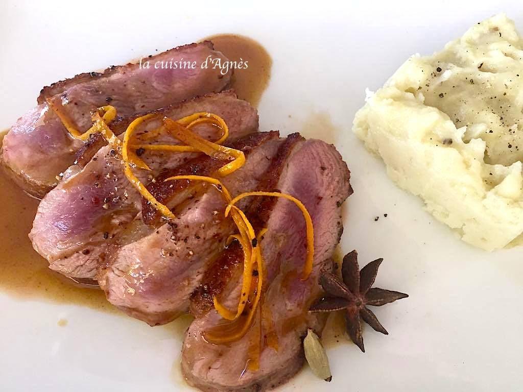 La cuisine d 39 agn sla cuisine d 39 agn s la vraie cuisine - Cuisiner un filet de canard ...